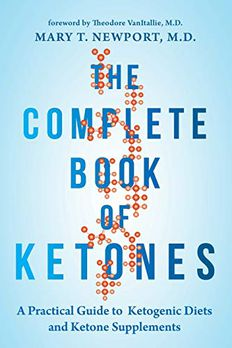 The Complete Book of Ketones book cover