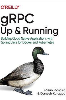 gRPC book cover