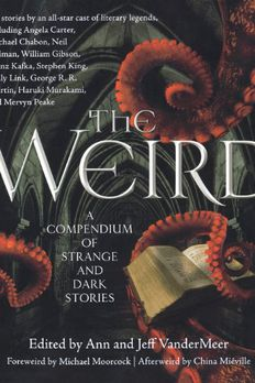 The Weird book cover