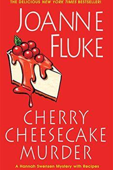 Cherry Cheesecake Murder book cover