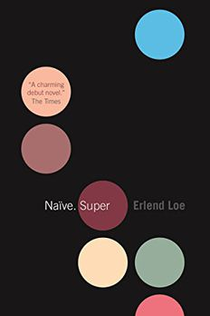 Naïve. Super book cover