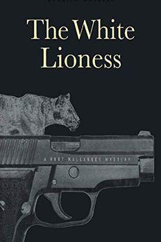 The White Lioness book cover