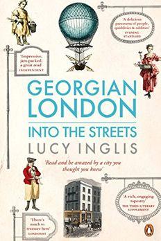Georgian London book cover