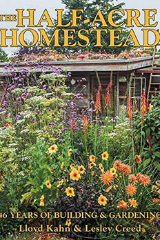 The Half-Acre Homestead book cover