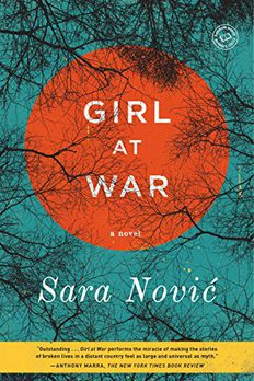Girl at War book cover