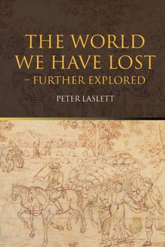 The World We Have Lost book cover