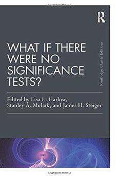 What If There Were No Significance Tests? book cover