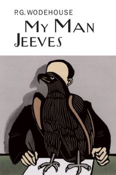 My Man Jeeves book cover