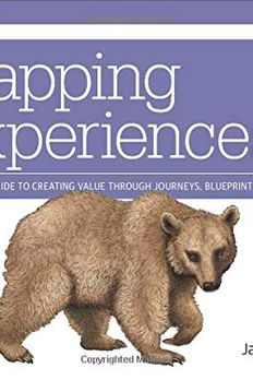 Mapping Experiences book cover