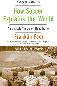 How Soccer Explains the World book cover