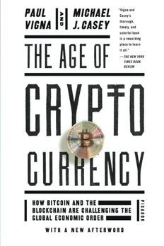 The Age of Cryptocurrency book cover