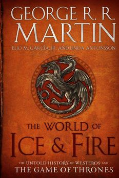 The World of Ice & Fire book cover