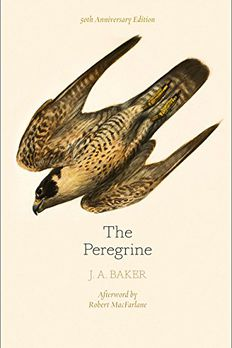 The Peregrine book cover