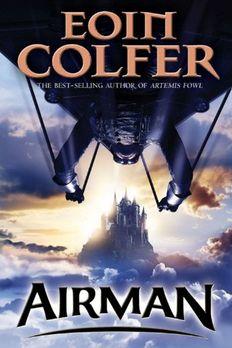 Airman book cover