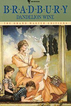 Dandelion Wine book cover
