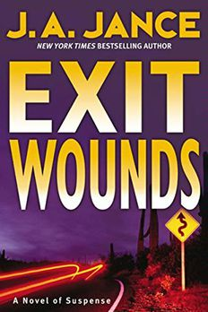Exit Wounds book cover