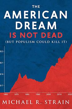 The American Dream Is Not Dead book cover