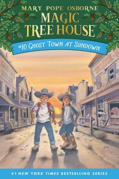 Ghost Town at Sundown book cover