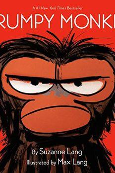 Grumpy Monkey book cover