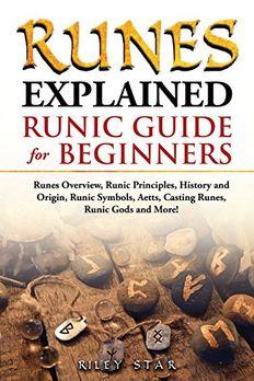 Runes Explained book cover