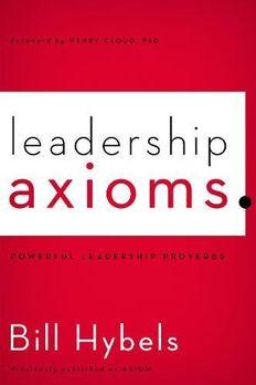 Leadership Axioms book cover