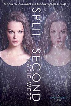Split Second book cover
