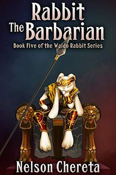 Rabbit the Barbarian book cover