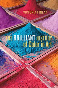 The Brilliant History of Color in Art book cover
