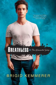Breathless book cover