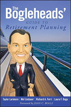 The Bogleheads' Guide to Retirement Planning book cover