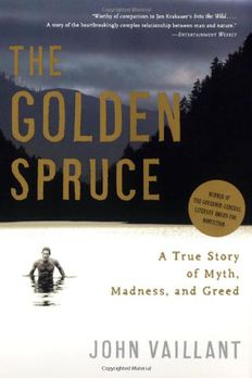 The Golden Spruce book cover