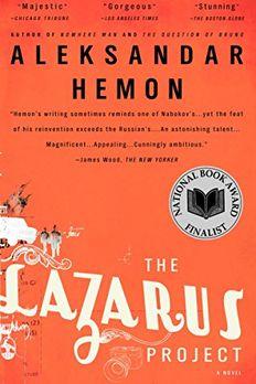 The Lazarus Project book cover
