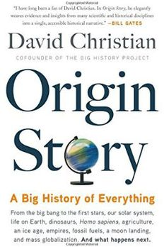 Origin Story book cover