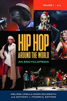 Hip Hop Around the World [2 Volumes] book cover