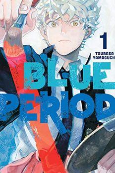 Blue Period, Vol. 1 book cover