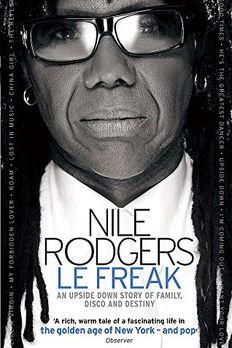 Le Freak book cover