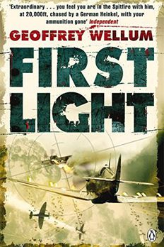 First Lightby Geoffrey Wellum book cover