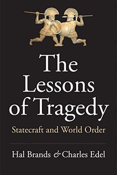 The Lessons of Tragedy book cover