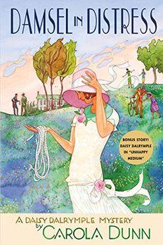 Damsel in Distress book cover