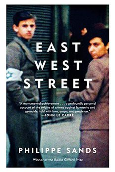 East West Street book cover