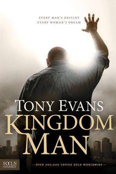 Kingdom Man book cover