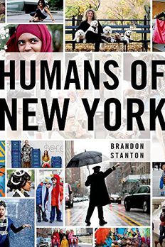 Humans of New York book cover