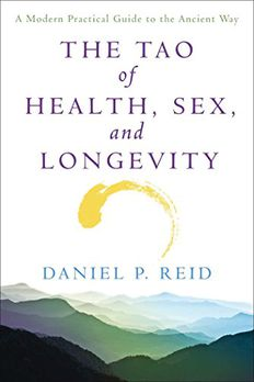 The Tao of Health, Sex, and Longevity book cover