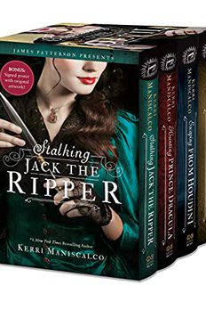 The Stalking Jack the Ripper Series Hardcover Gift Set book cover