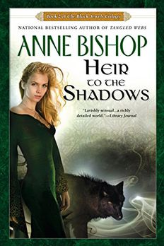 Heir to the Shadows book cover