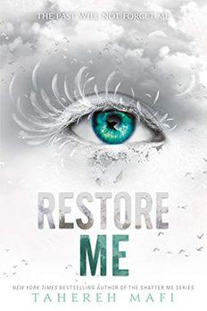 Restore Me book cover