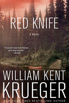 Red Knife book cover