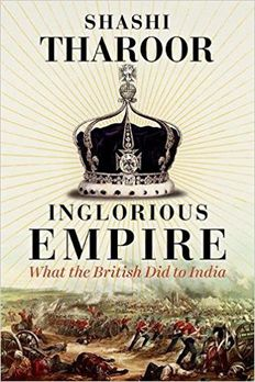 [By Shashi Tharoor] Inglorious Empire book cover