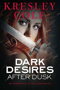 Dark Desires After Dusk book cover