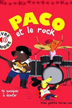 Paco et le rock book cover